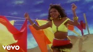 Sinitta - Right Back Where We Started From (Videoklip.80)