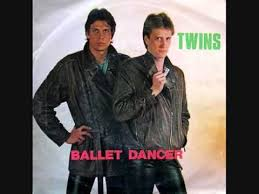 The Twins - Ballet Dancer (Videoklip.80)