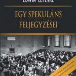 Egy spekuláns feljegyzései -Edwin Lefévre (Könyv)