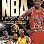 Az NBA legendái - Ismerd meg minden idők legnagyobb kosarasait! (Könyv)