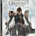 Legendás állatok - Grindelwald bűntettei - Blu-ray (Film)