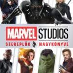 Marvel Studios - Szereplők nagykönyve (Könyv)