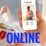Online szerelem férfiszemmel (Könyv)