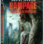 Rampage - Tombolás és rombolás - Blu-ray (Film)