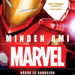Minden ami Marvel (Könyv)